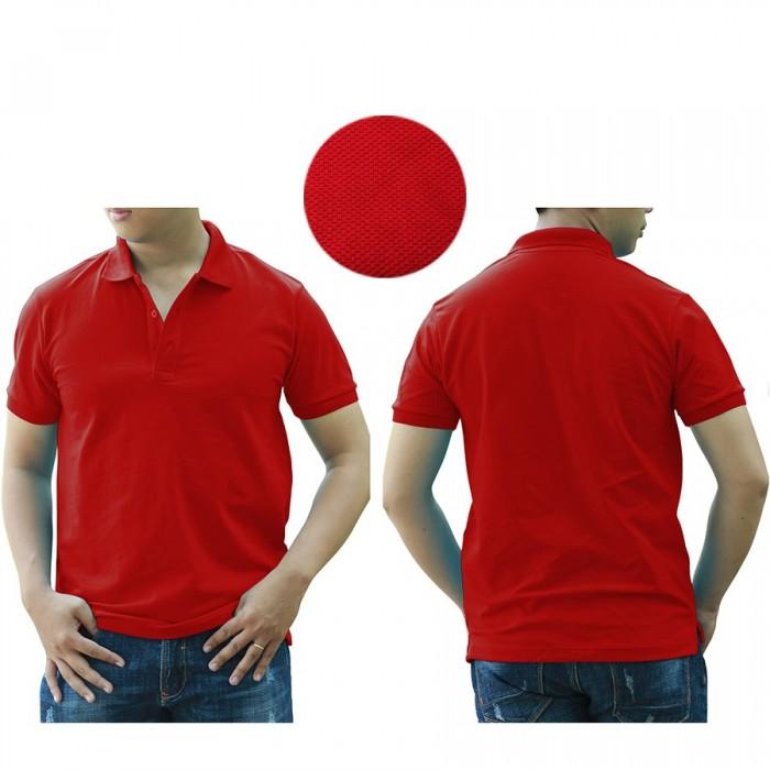 Áo thun đỏ tươi 1G
