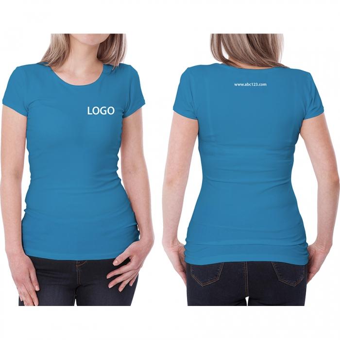 Logo và website sau lưng - 2