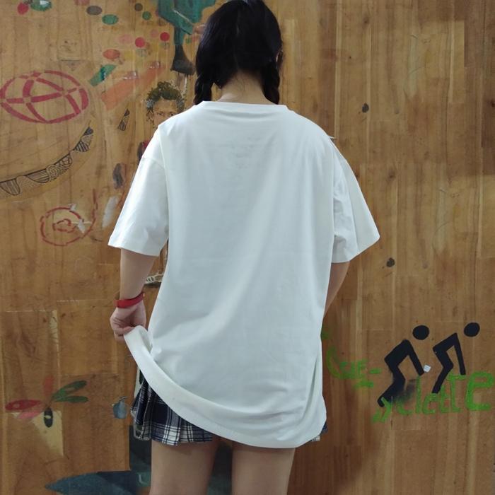 Áo thun unisex lulo 100% cotton dày, form rộng, oversize, mịn và đẹp - 3