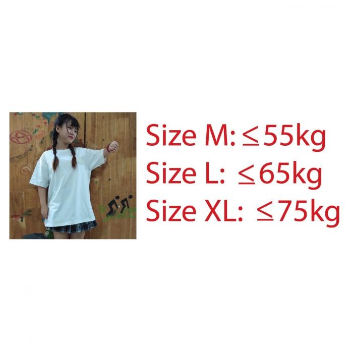 Áo thun unisex lulo 100% cotton dày, form rộng, oversize, mịn và đẹp - 5