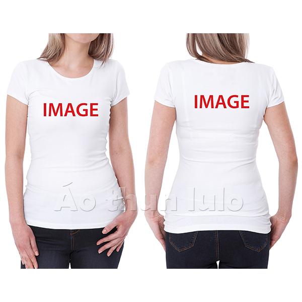 Hình ảnh trước ngực và sau lưng