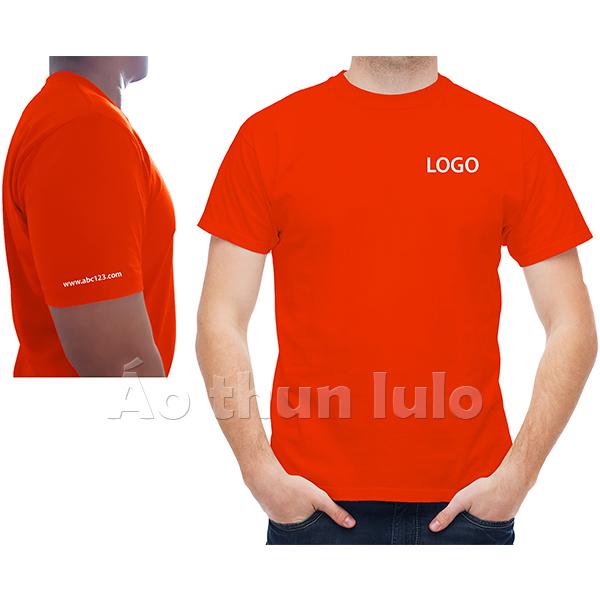 In/thêu logo và tay áo