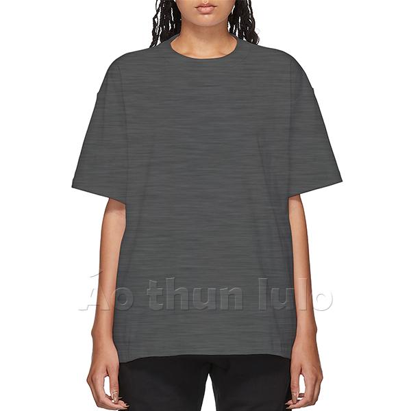 Streetwear - Màu xám đậm