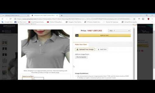 Thiết kế áo thun trên trang www.lulo.vn