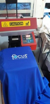 In áo thun Focus interior